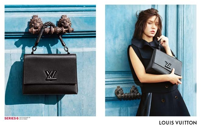 "Louis Vuitton ""Series 6"" Kampanyası"