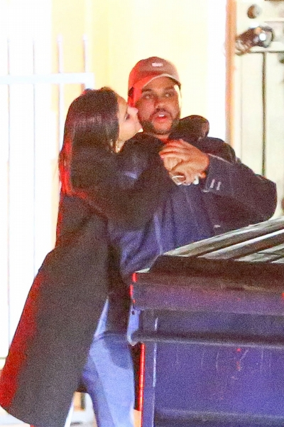 Selena Gomez ve The Weeknd Birlikte