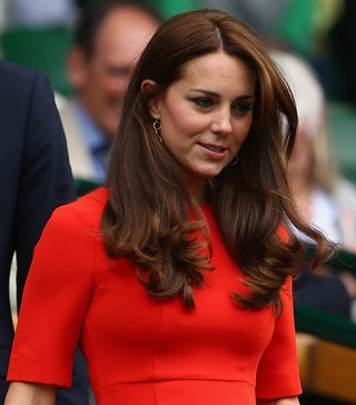 Kate Middleton'ın Wimbledon Stili