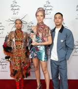 British Fashion Awards 2017: Kazananlar!