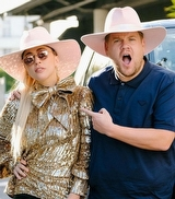 Lady Gaga Carpool Karaoke'de