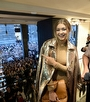 Gigi Hadid'in Max Mara Defilesi Stili