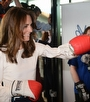 Kate Middleton Boks Ringinde