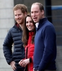 Kate Middleton, Prens William ve Prens Harry'nin Koşu Yarışı