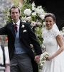 Pippa Middleton ve James Matthews Evlendi